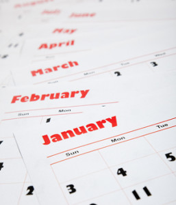 Consider keeping a calendar of events to help keep your online promotions running like clockwork.